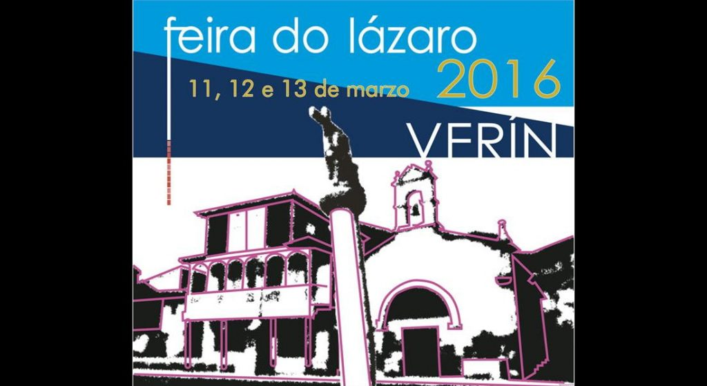 Feira do Lázaro 2016 Verín