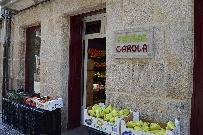Frutas Carola