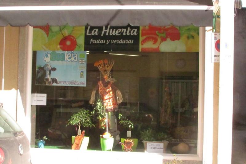 Frutas y verduras La Huerta