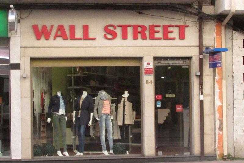 Wall Street Moda