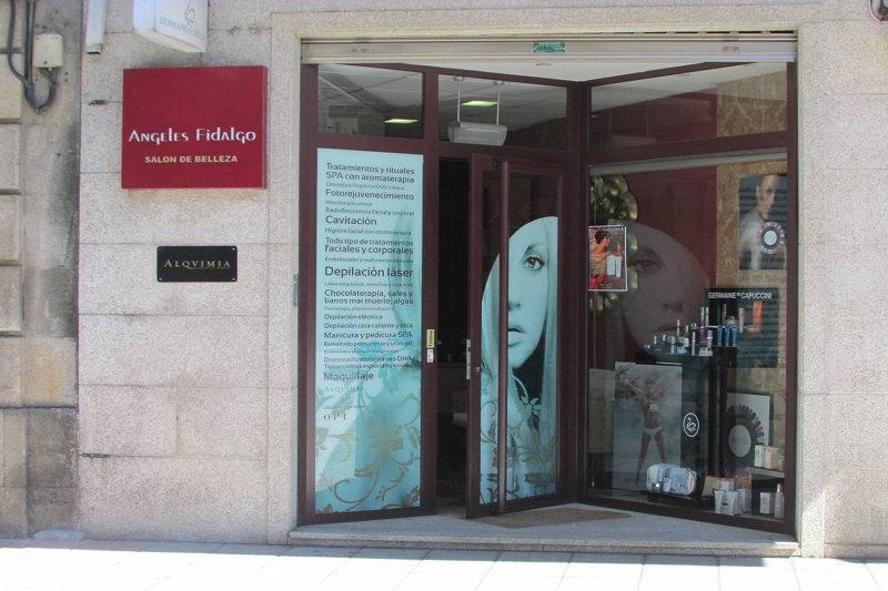 Salón de Belleza Ángeles Fidalgo