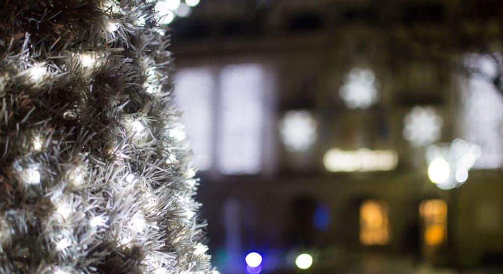 Diversión, compras e maxia no nadal de Verín