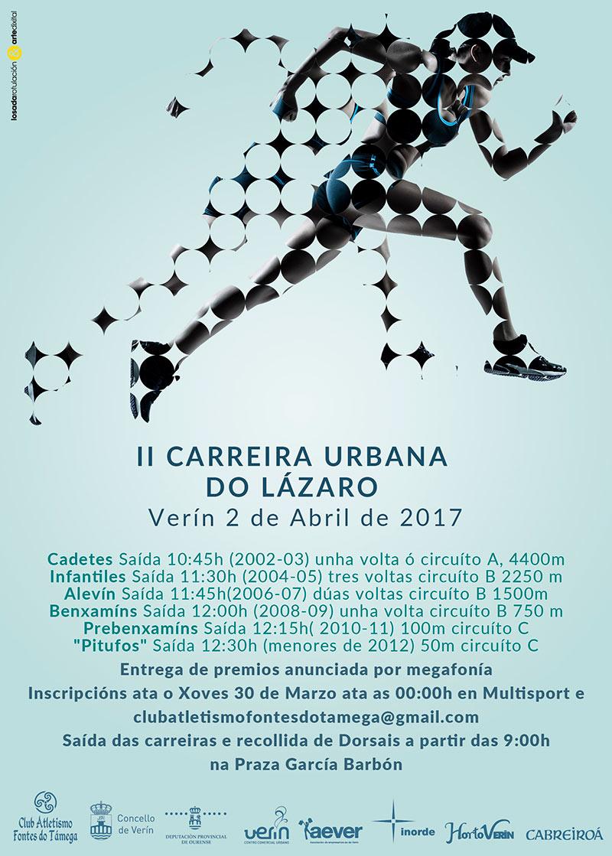 ii-carreira-urbana-lazaro-aever-cartel