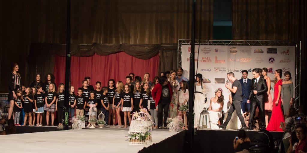 Verín de moda 2017 Desfile