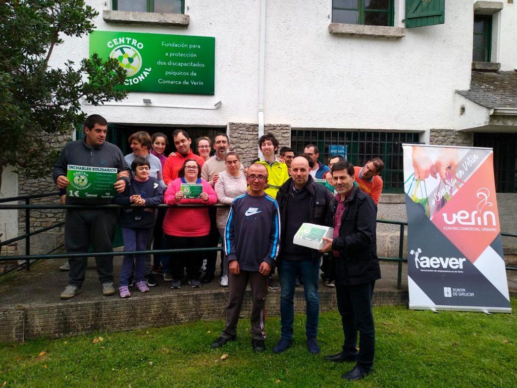 Feira solidaria de Verín 2018