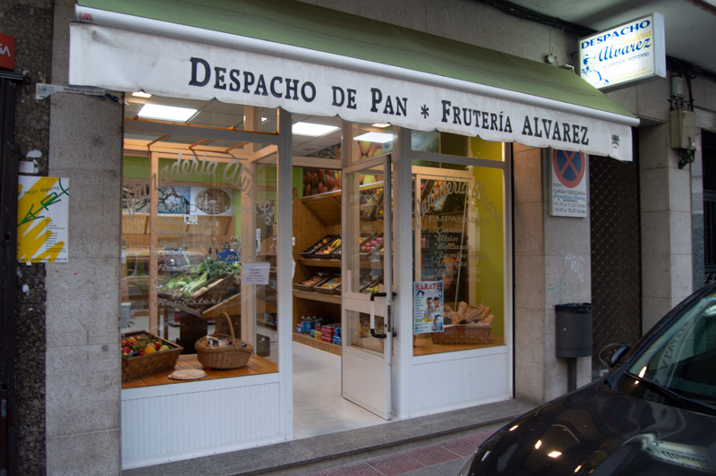 Panadería Álvarez