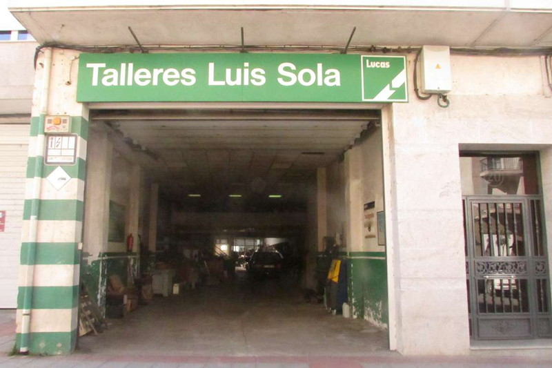 Talleres Luis Sola