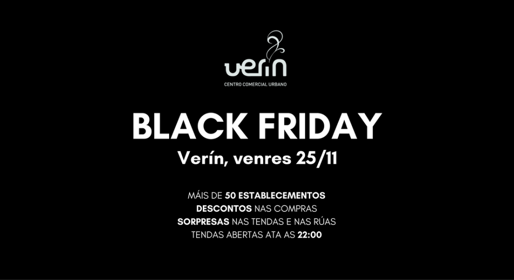 Black Friday Verín 2016