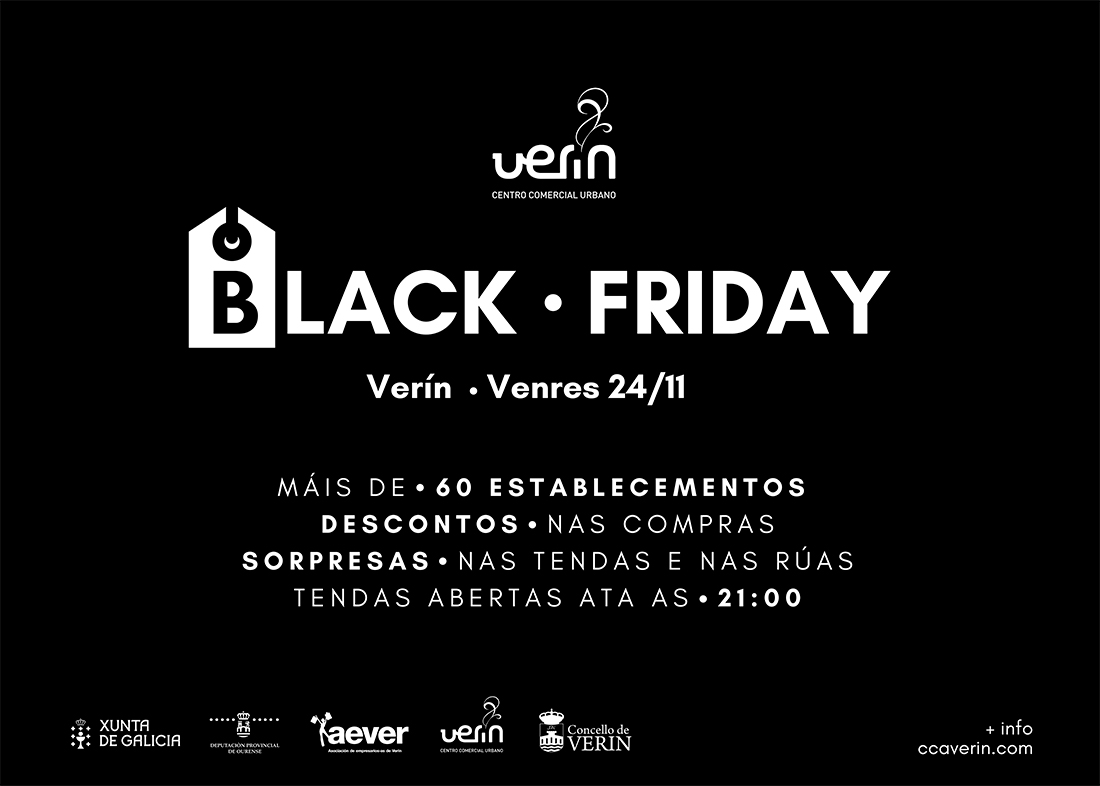 Black Friday Verín 2017