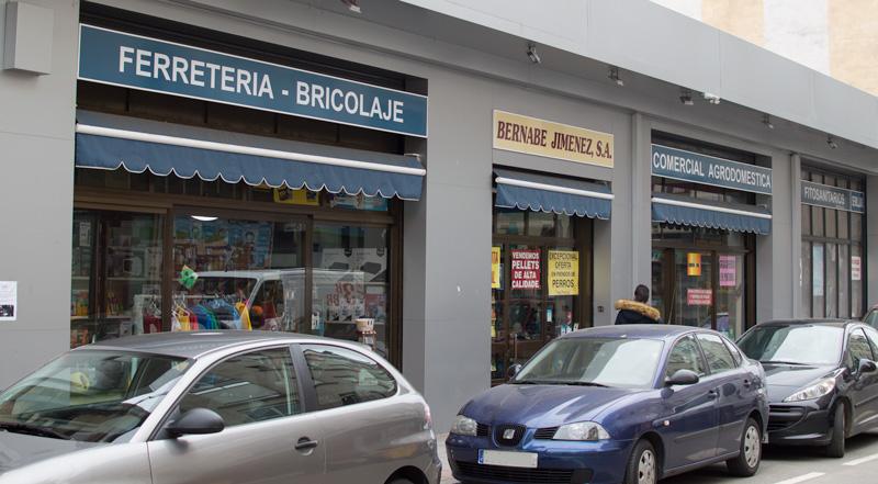 Bernabé Jiménez