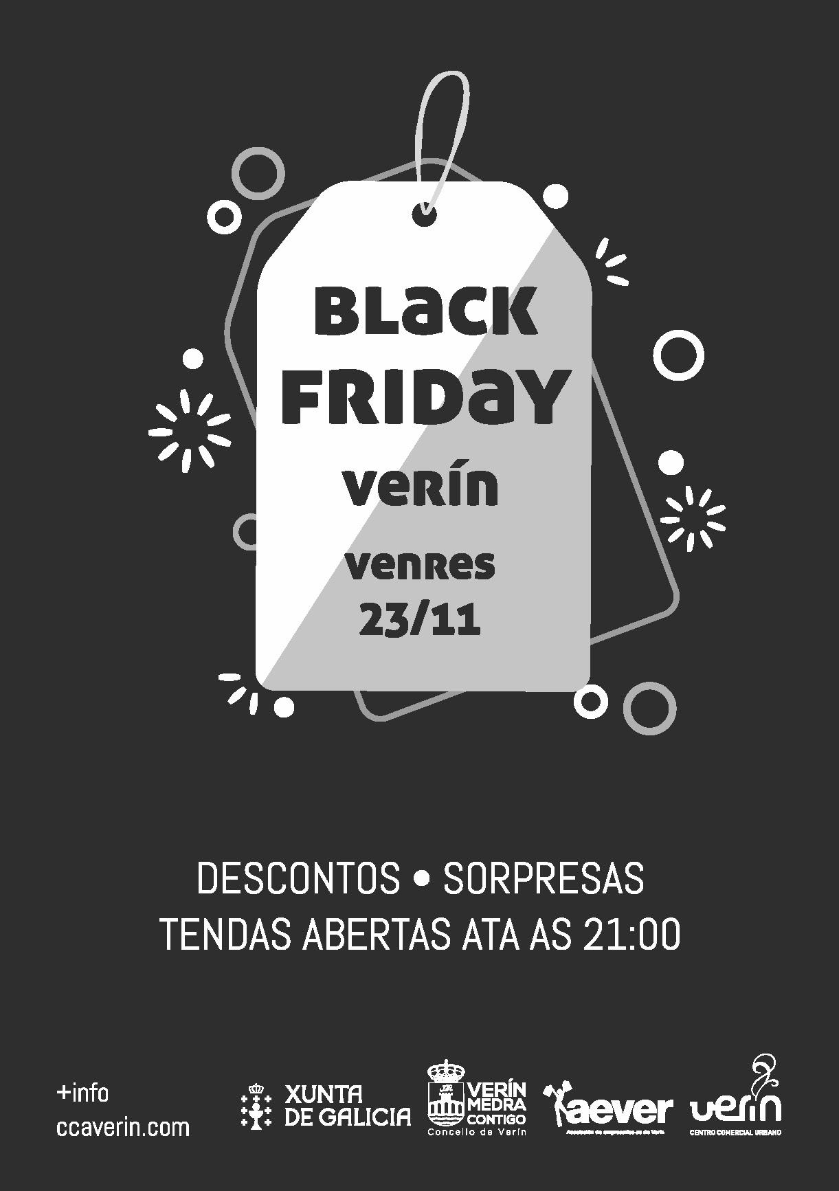 Black Friday AEVER Verín
