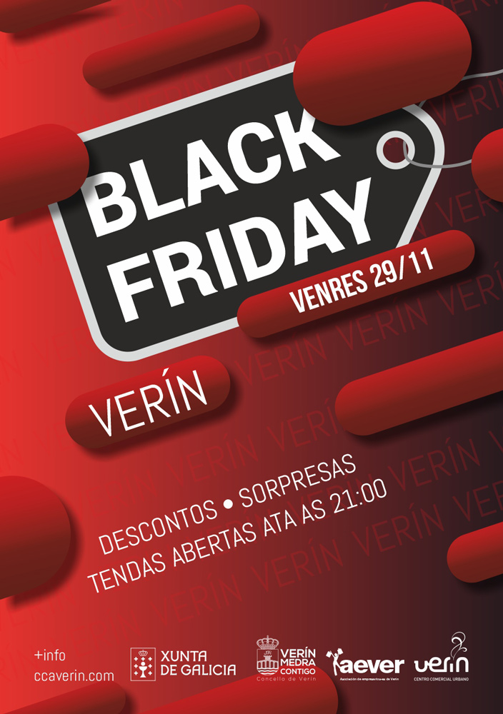 Black Friday Verín 2019